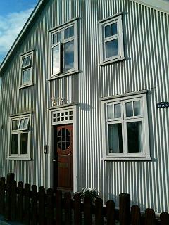 Reykjavik, a corrugated iron paradise!