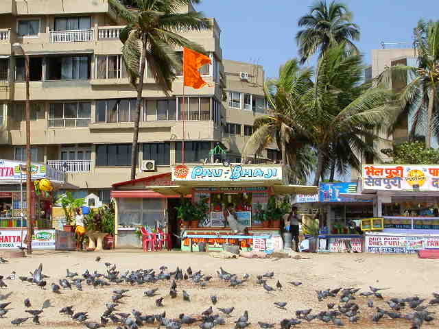 Juhu Beach Picture Gallery