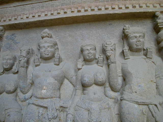 Kanheri Caves Mumbai India Picture Gallery