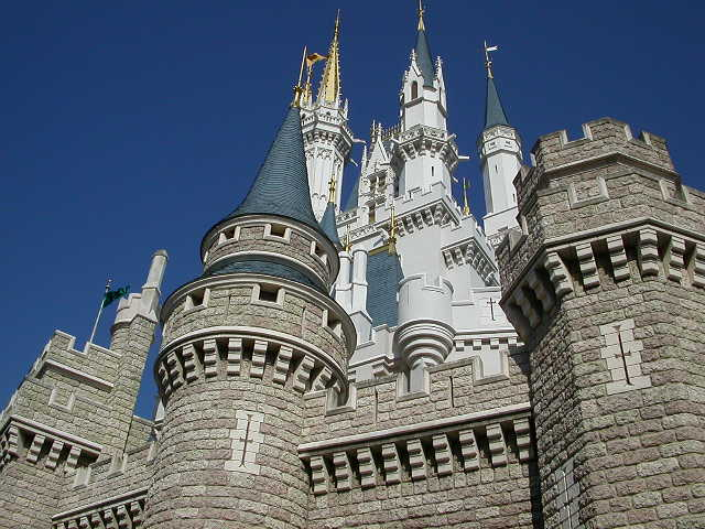 Disney Castle, Maihama