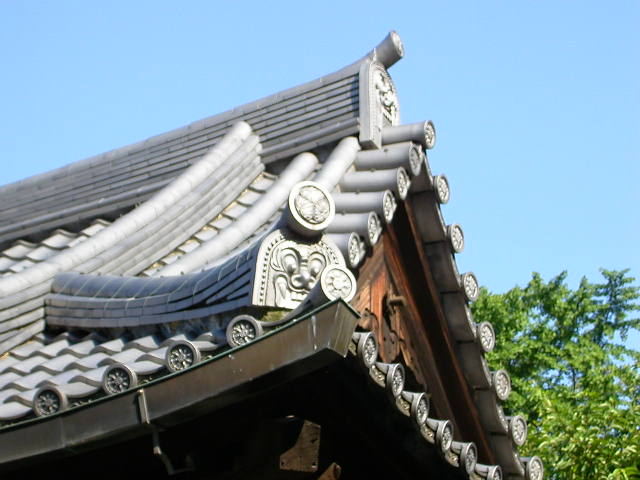 Charming old Edo Period district of Nezu, in Tokyo