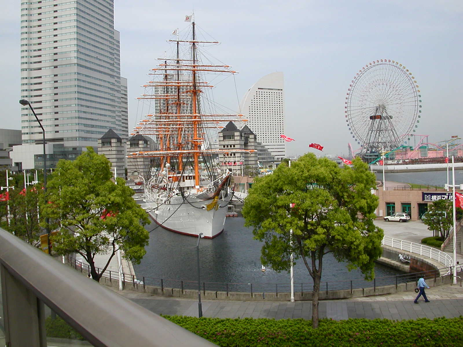 Yokohama City -- The City By The Bay