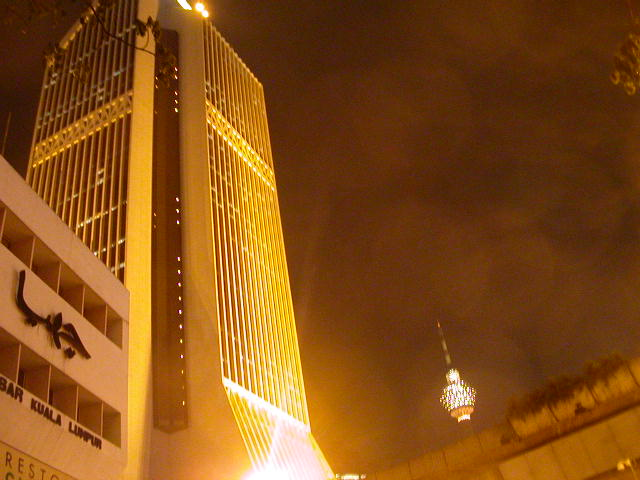 Pictures of the Islamic Skyline of Kuala Lumpur Malaysia