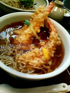 Yaku Soba Restaurant on Ueno-Okachimachi Chuo Dori, near Ueno Station, Tokyo