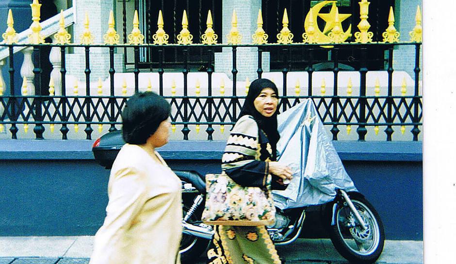 Kampong Glam girls