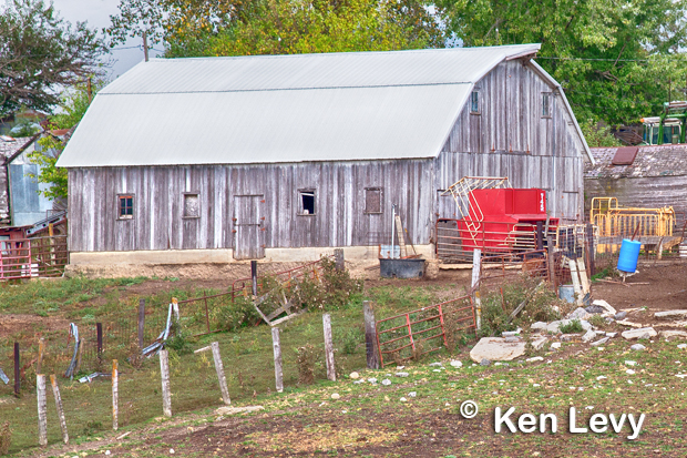 Barn photo, Coxsackie, New York