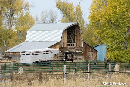 Barn, Driggs Backroad, Idaho