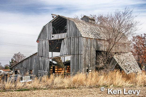 Barn, Twin Falls, Idaho