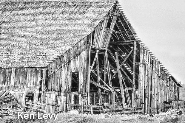 Washington barn photo