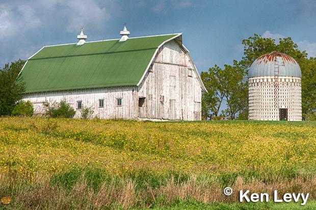 Barn photo, Madison County, Iowa