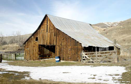 Long Barn photo