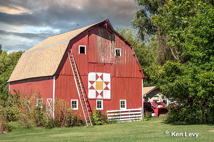 Barn Minburn Iowa