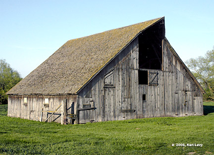 Reisenauer Becker Barn, Palouse