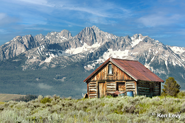 Sawtooth Shack