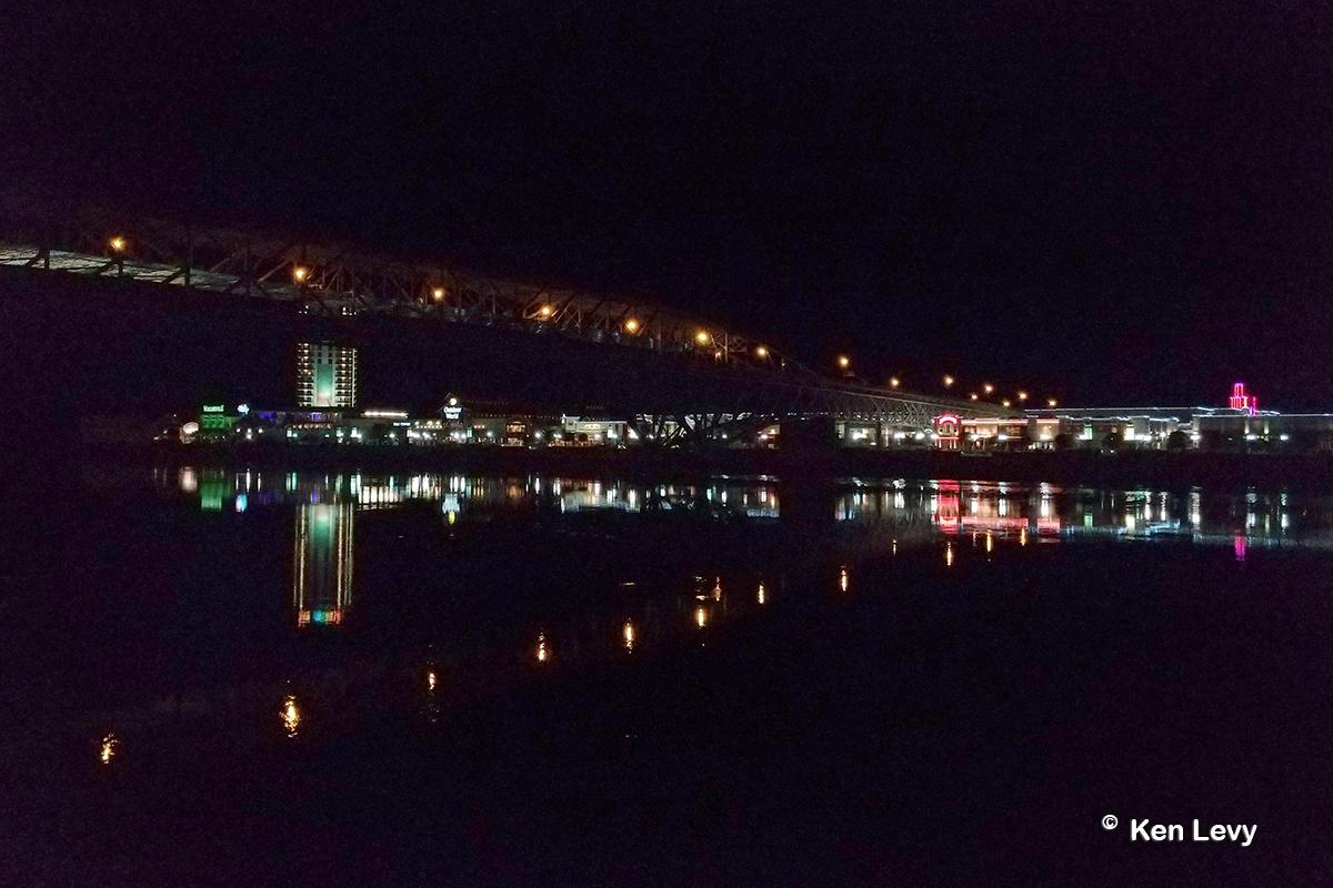 Shreveport to Bossier photograph