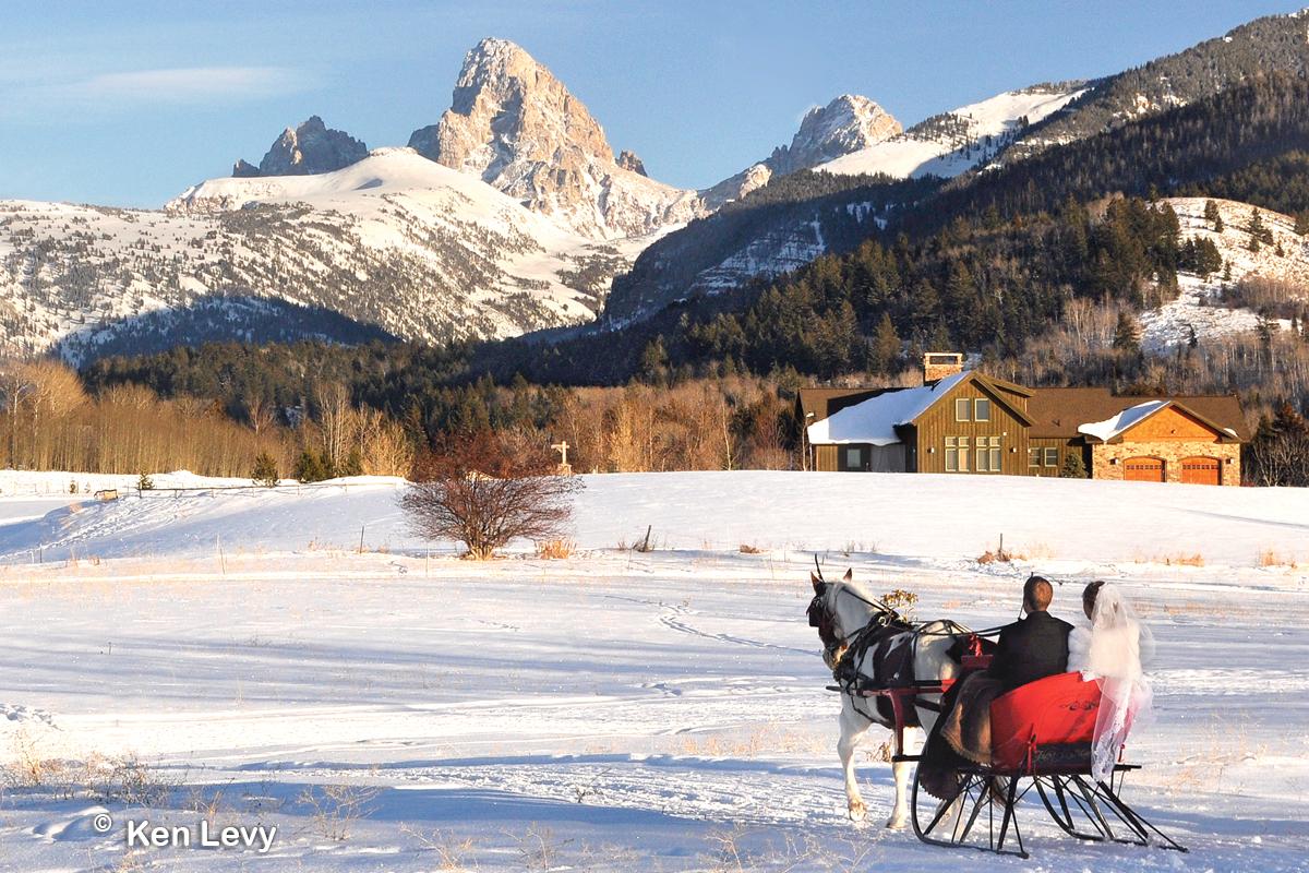 Teton Christmas Honeymoon