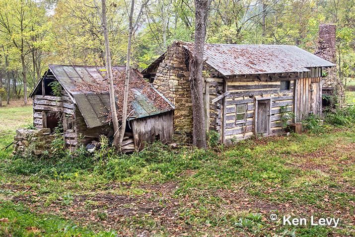 Virginia shack