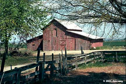 Meridian Great Barn