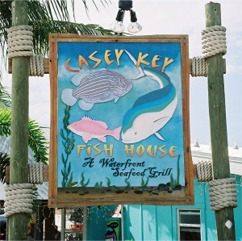 Casey  Fish House on Casey Key Fish House