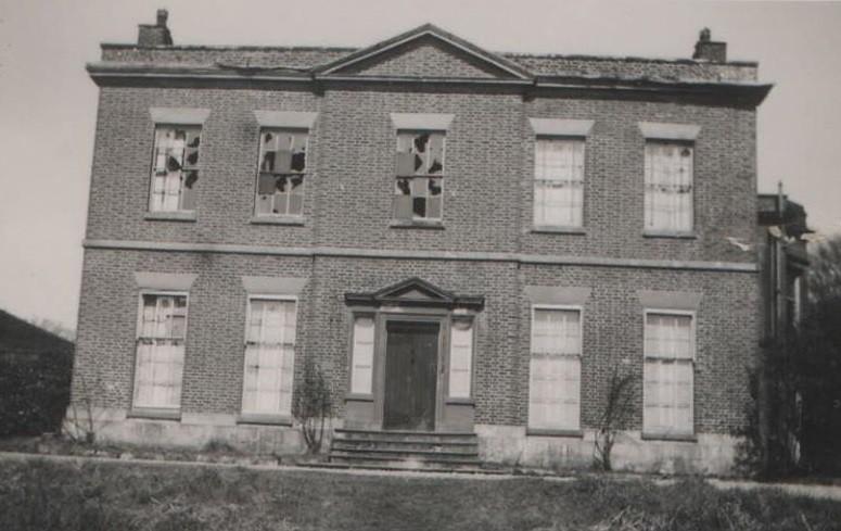 Rivington Hall 1950