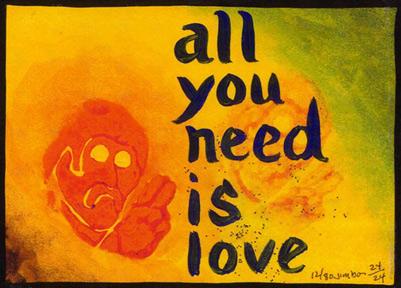 Lennon X-mas card #1