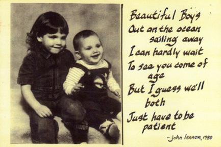 Lennon X-mas card #6