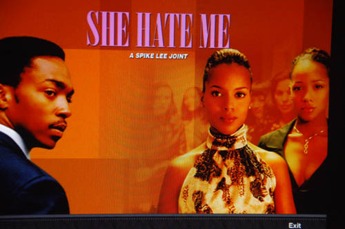 SHE HATE ME Directed By Spike Lee