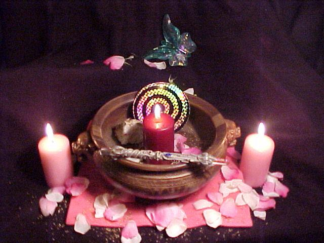 A SIMPLE LOVE SPELL