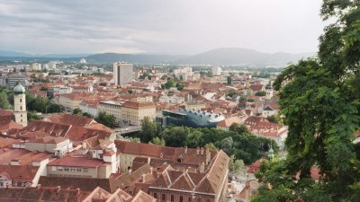 On top of Graz