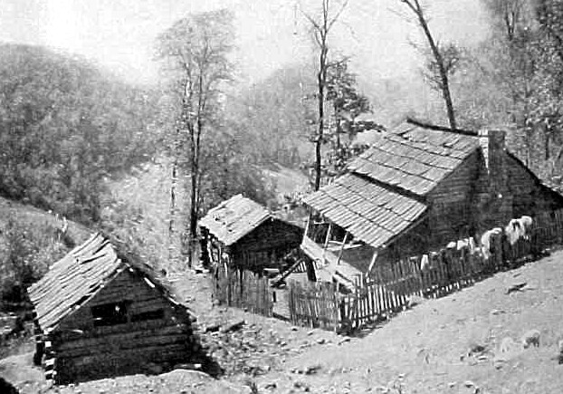 Charmant Cumberland Gap: Mountaineers Cabin