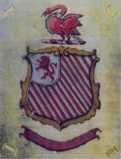 Possible Eastman Coat of Arms