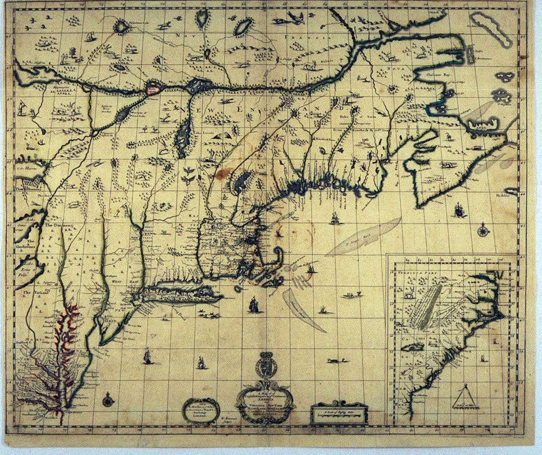 New England, 1690