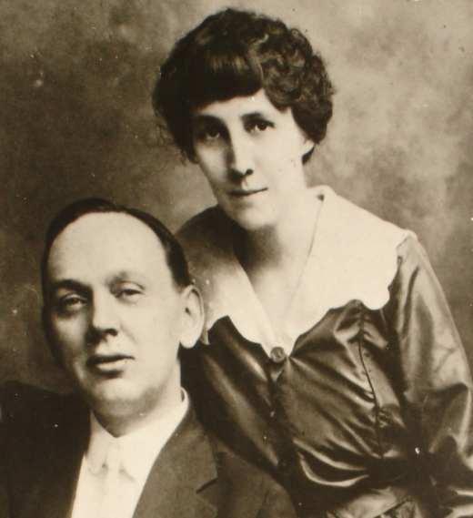 Resultado de imagen de edgar cayce and his wife