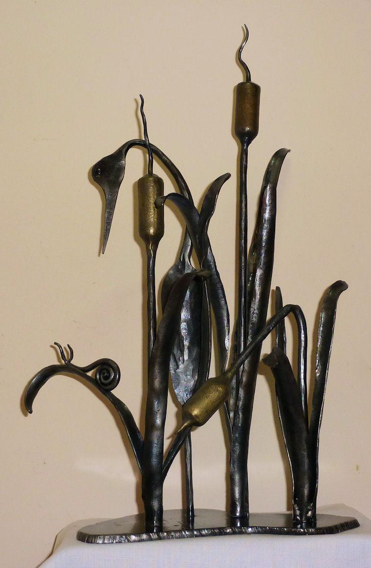 george matthews artist blacksmith