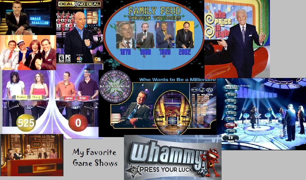 new game shows on gsn