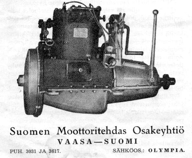 Olympia Motors