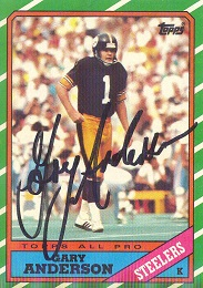 dcbcee196a2 Also, he played for the Tampa Bay Bandits of the former USFL. He signed in  13 days per Collins NFL Address List) rec'd 05-07-15