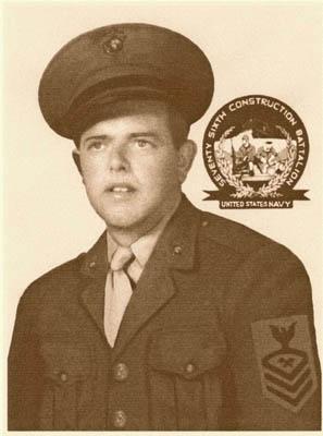 INTRODUCTION: UNIFORMS OF WORLD WAR TWO: CB Marine Uniform