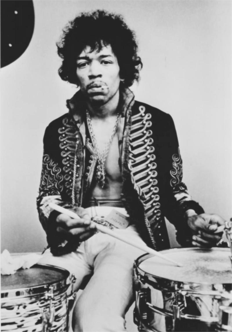 The Jimi Hendrix Experience - The Jimi Hendrix Experience Vol.1