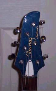 TC620 FBL headstock