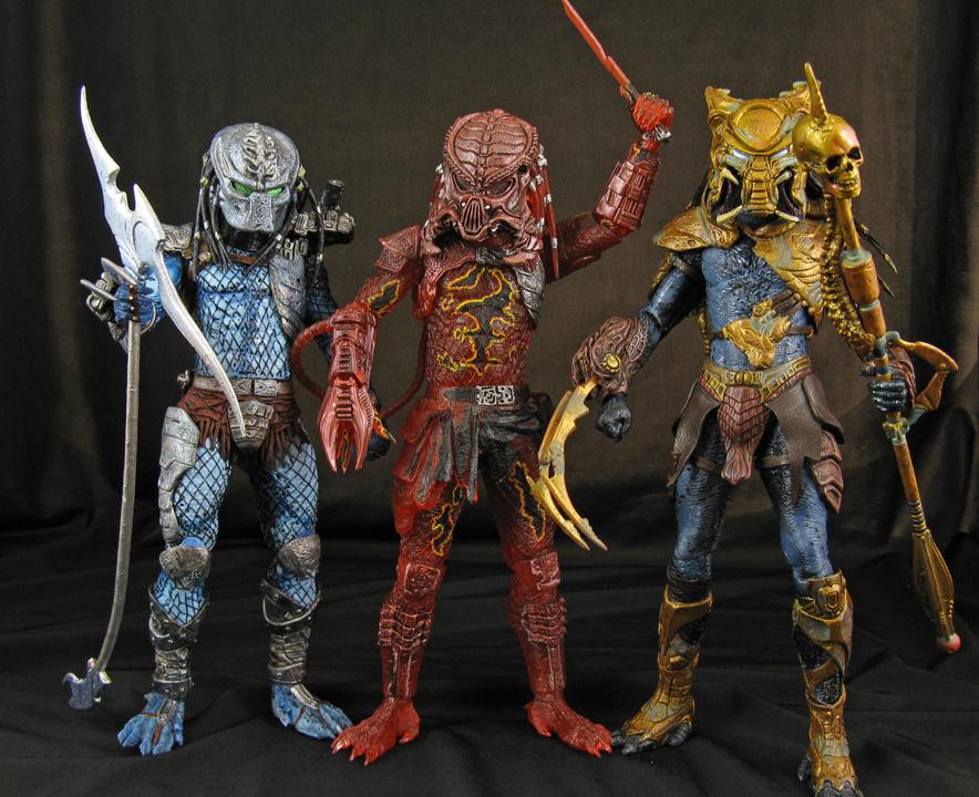 figurine predator serie 10