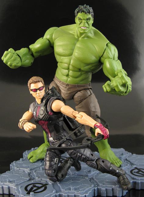 Hawkeye Hulk