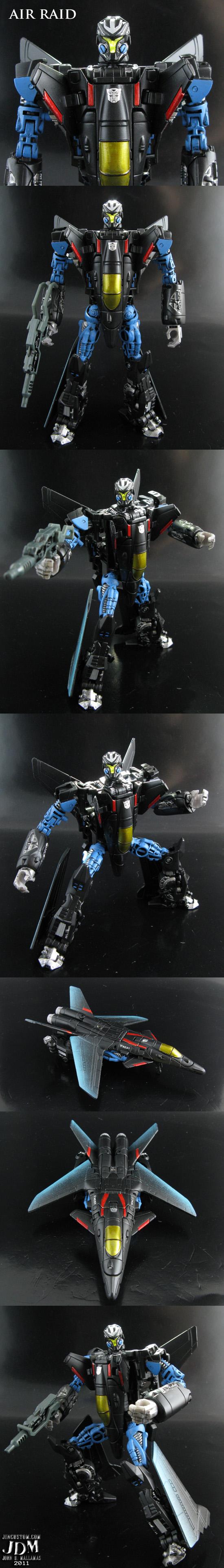 Transformers Air Raid