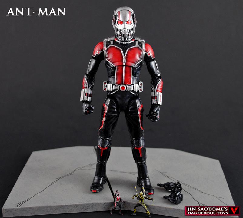 Ant-Man Figure
