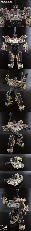 Transformers Armorhide