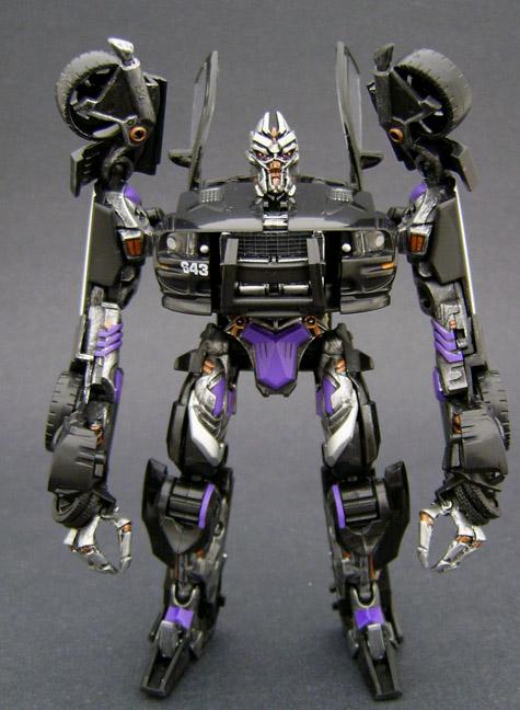 Custom Transformers action Figure