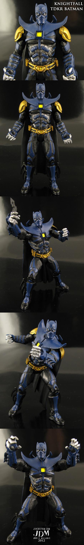 Knightfall Batman figure