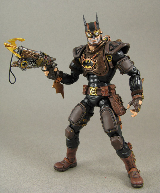 Clockwork Batman