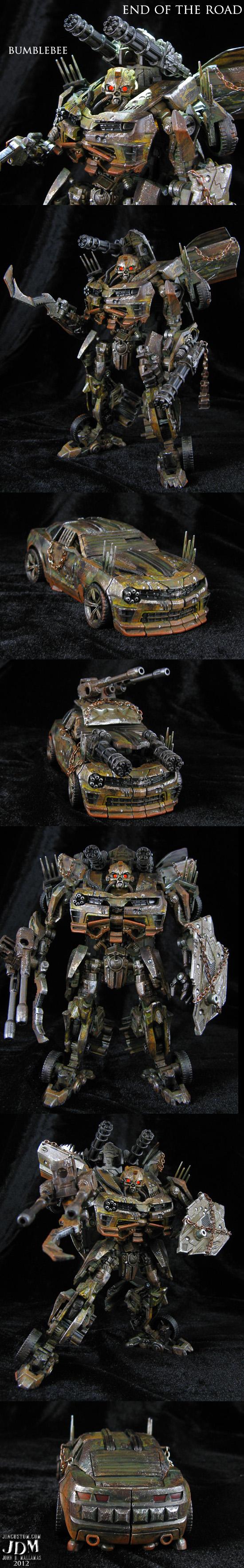 Custom Transformers figure