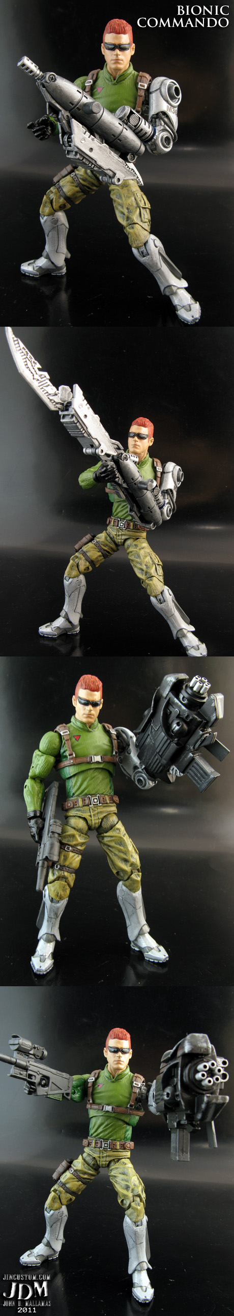 Custom Bionic Commando